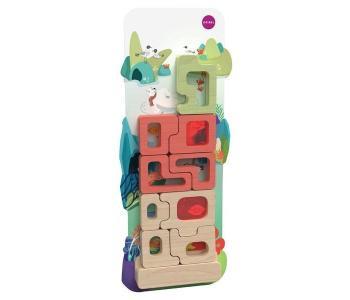 Деревянная игрушка  Vertiplay Магнитная игра Таинственный аквариум Oribel