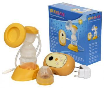Электрический молокоотсос  LS-AE5 Maman