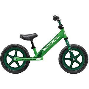 Беговел  Pedex Race, зелёный Scool. Цвет: зеленый