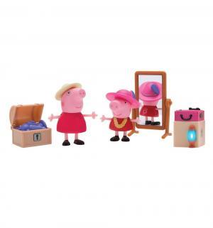 Игровой набор  Пеппа и Бабушка в гардеробной Peppa Pig