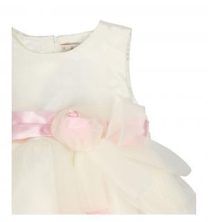 Платье , цвет: белый/бежевый LP Collection