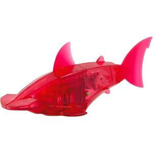 Микроробот  Светящаяся рыбка Hexbug. Цвет: красный
