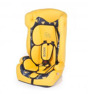 Автокресло  Boon, цвет: blue/yellow BabyHit