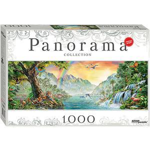 Мозаика puzzle 1000 Африка (Панорама) Степ Пазл