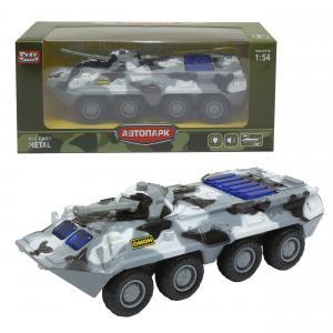 Танк  БТР-80 ОМОН Р49200, 1шт. Play Smart