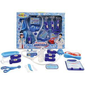 Игровой набор Altacto Медицинский центр, 16 предметов