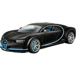 Машинка  Bugatti Chiron, 1:18 Bburago