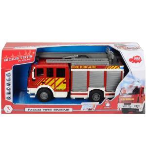 Пожарная машина  со светом и звуком 30 см Dickie