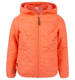Куртка , цвет: оранжевый Luhta