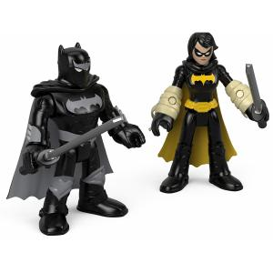 Игровой набор  DC Super Friends Black Bat Ninja Batman Imaginext