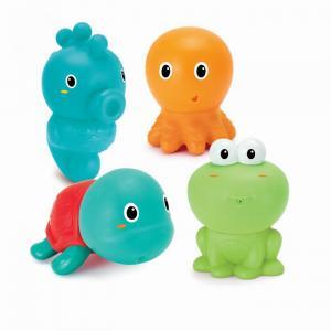 Набор Забавные зверюшки для купания Infantino