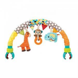 Подвесная игрушка  Дружные зверюшки Gogaga Infantino