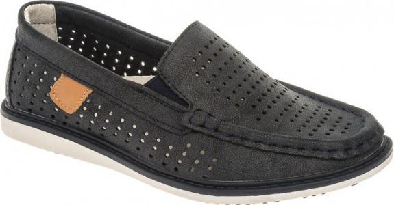 Туфли открытые для мальчика 198684/04-02 Tesoro