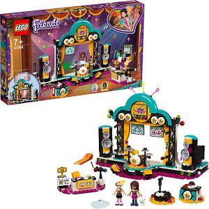 Конструктор  Friends 41368: Шоу талантов LEGO