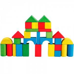 Деревянная игрушка  Конструктор 84195 (30 деталей) Bino