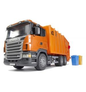 Мусоровоз  Scania Bruder