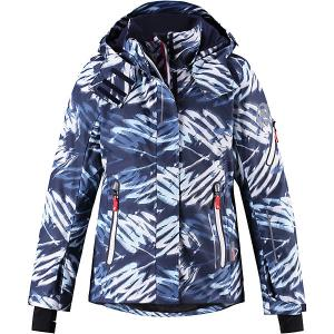 Утеплённая куртка  Frost Reima. Цвет: темно-синий