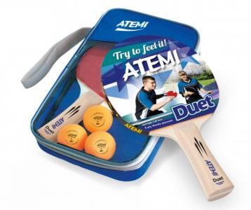 Набор для настольного тенниса Duet Atemi