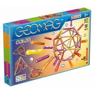 Магнитный конструктор  Color 127 деталей Geomag