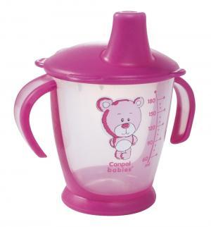 Чашка  Медвежонок, с 9 месяцев, 180 мл Canpol