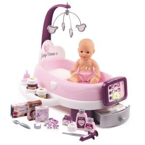 Набор по уходу с куклой и планшетом  Baby Nurse Smoby