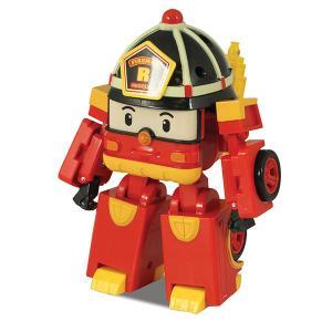 Игрушечные роботы и трансформеры POLI