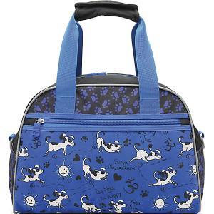 Спортивная сумка 4all SP 1921, синяя. Цвет: синий