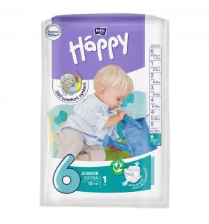 Подгузники  Baby Happy Junior Extra 6 (16+ кг) 1 шт. Bella