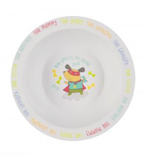 Тарелка  Feebing bowl Happy Baby