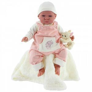 Кукла Реборн младенец Рокки 52 см Munecas Antonio Juan