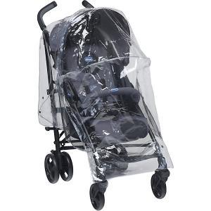 Дождевик для коляски Chicco. Цвет: белый