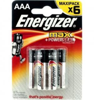 Элемент питания  Max Power Seal LR03/286 BL4 Energizer