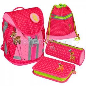 Школьный рюкзак Prinzessin Lillifee Flex Style с наполнением 11787 Spiegelburg