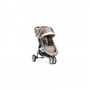 Прогулочная коляска  City Mini Single, песочно-серый Baby Jogger. Цвет: бежевый