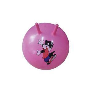 Мяч-попрыгун  с рожками, 55см Z-Sports