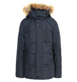 Куртка , цвет: синий Fobs