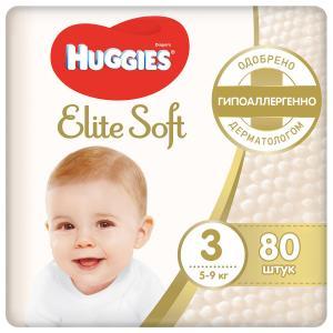 Подгузники  Elite Soft (5-9 кг) шт. Huggies