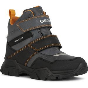 Ботинки Geox. Цвет: темно-серый
