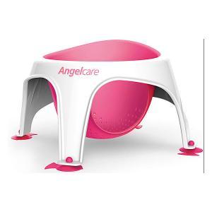 Сиденье для купания Bath ring розовое Angelcare. Цвет: розовый/розовый