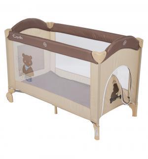 Манеж-кровать  Sweet Time Bear (B) Capella