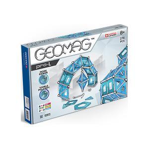 Конструктор магнитный  Pro-L, 174 детали Geomag