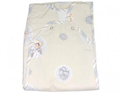 Спальный конверт  зимний 75 см Bebe Jou