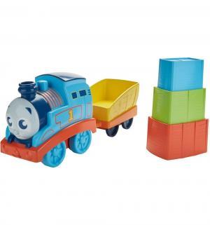 Развивающая игрушка Thomas & Friends Складывай и строй Паровозик Томас Thomas&Friends