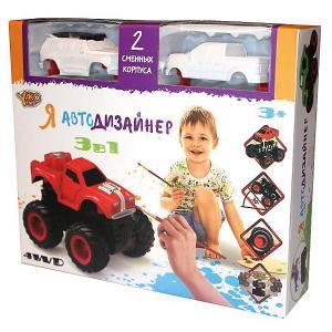 Набор для творчества 3 в 1  Toys Я автодизайнер, M6540-1 Yako