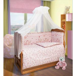 Бортик в кроватку  Солнечные мишки Soni Kids
