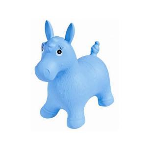 Игрушка-попрыгун  Пони, голубая Palmon. Цвет: синий