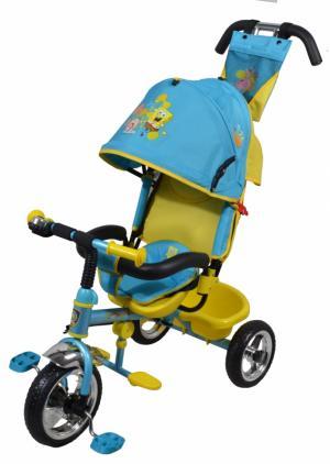 Велосипед  Lexus Губка Боб, цвет: голубой/салатовый Navigator
