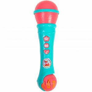 Музыкальный микрофон  с усилителем 20 x 5.5 см Enchantimals