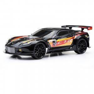 Машина на р/у Corvette C7R, чёрная New Bright