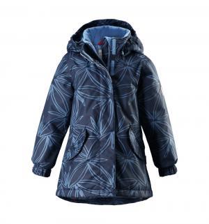 Куртка  Tec Jousi, цвет: синий Reima